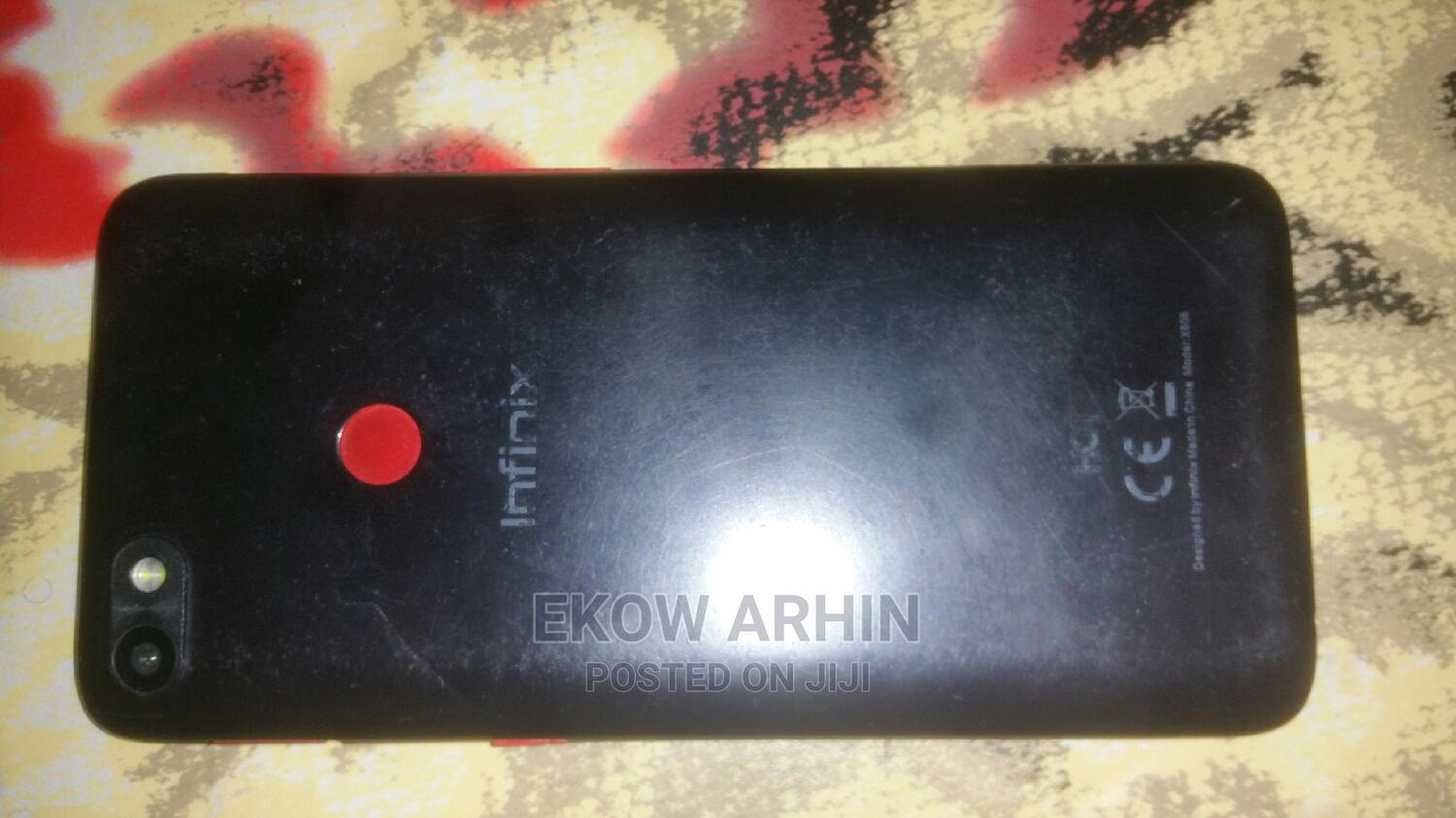 Infinix Hot 6 16 GB Red | Mobile Phones for sale in Adenta, Greater Accra, Ghana