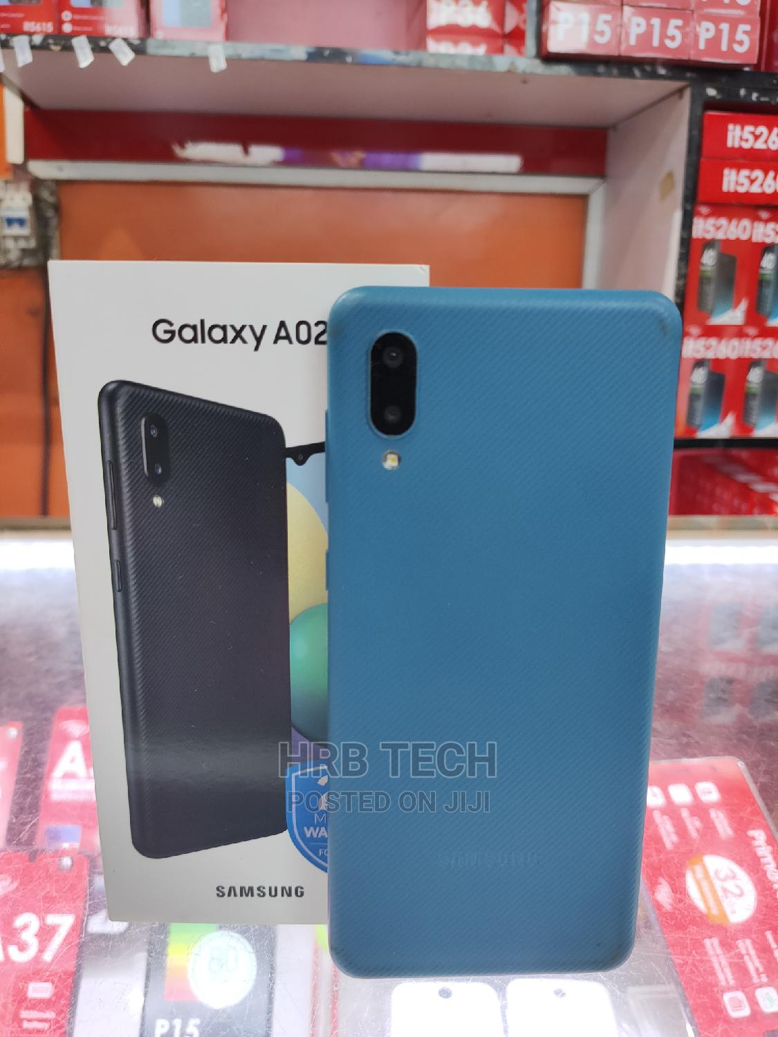 New Samsung Galaxy A02 64 GB Blue | Mobile Phones for sale in Madina, Greater Accra, Ghana