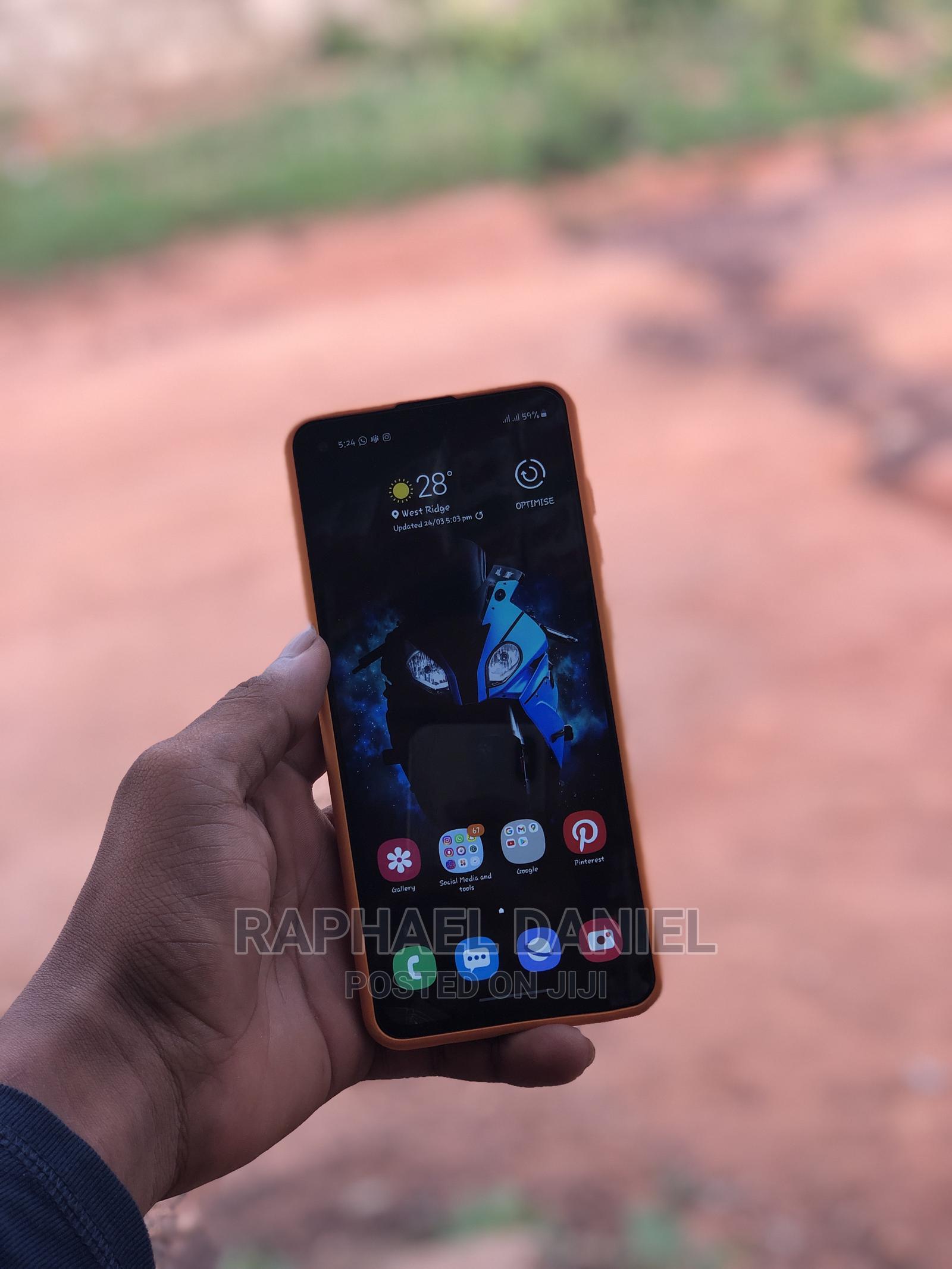 Samsung Galaxy A21s 64 GB Blue   Mobile Phones for sale in Accra Metropolitan, Greater Accra, Ghana