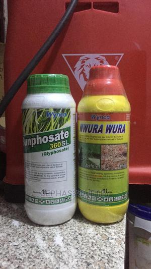 Sunphosate Nwuwura Weedicide   Feeds, Supplements & Seeds for sale in Central Region, Awutu Senya East Municipal