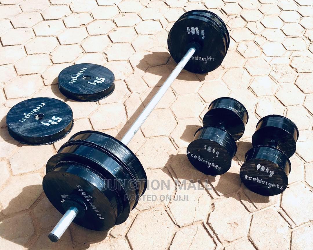 Dav Weights Barbells and Dumbbells