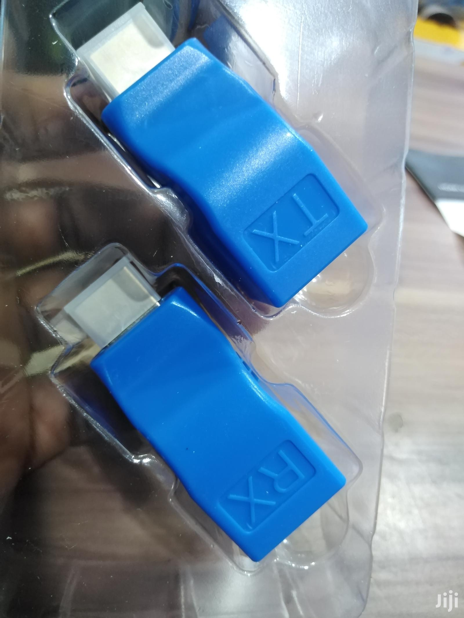 Hdmi Extender Over Cat6 30 Meters | Measuring & Layout Tools for sale in Dzorwulu, Greater Accra, Ghana