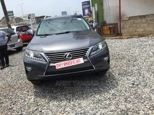 Lexus RX 2015 350 F Sport AWD Gray | Cars for sale in Greater Accra, Dansoman
