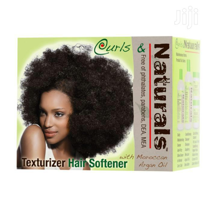 Curls Natural Hair Relaxer