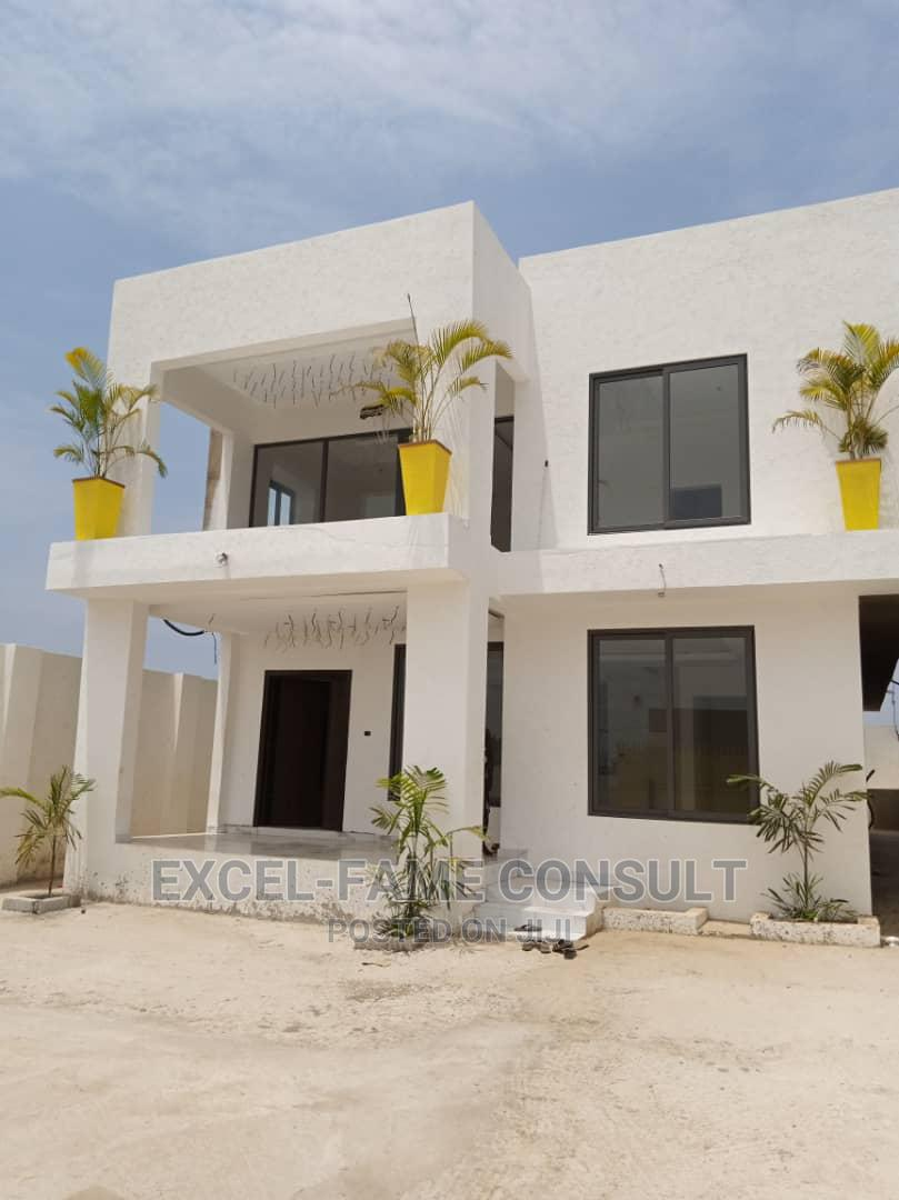 Executive and Spacious 4bdrm Hse 4sale at East Legon-Ogbojo