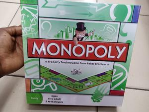 Monopoly Board Game   Books & Games for sale in Greater Accra, Ashaley Botwe