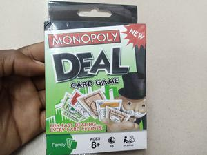 Monopoly Deal Card Board Game   Books & Games for sale in Greater Accra, Ashaley Botwe