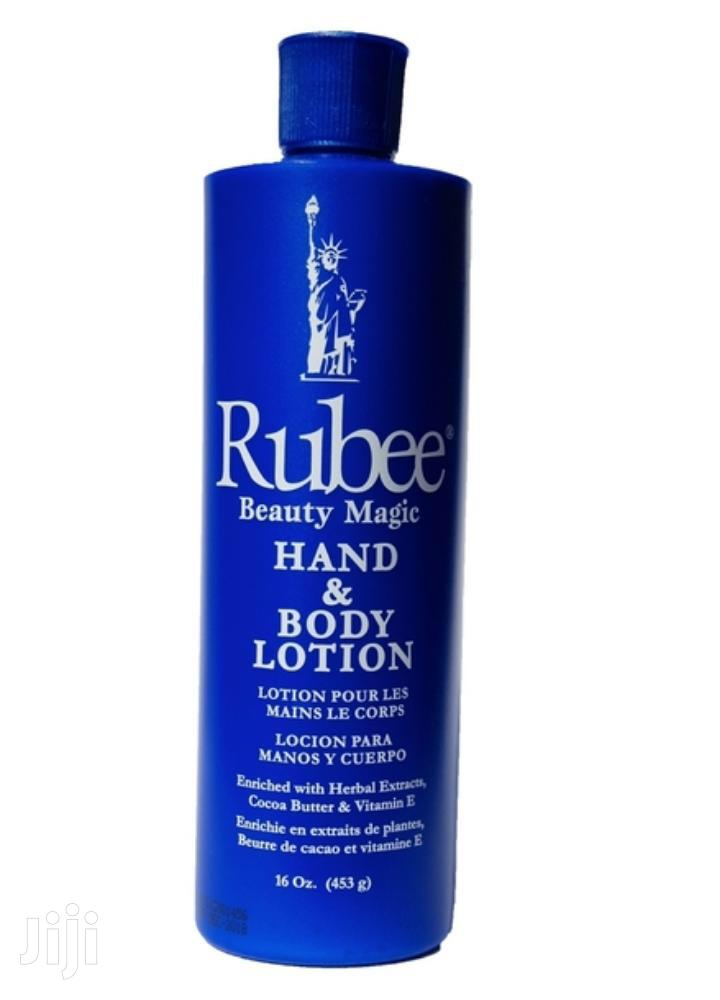 Rubee Beauty Hand and Body Lotion
