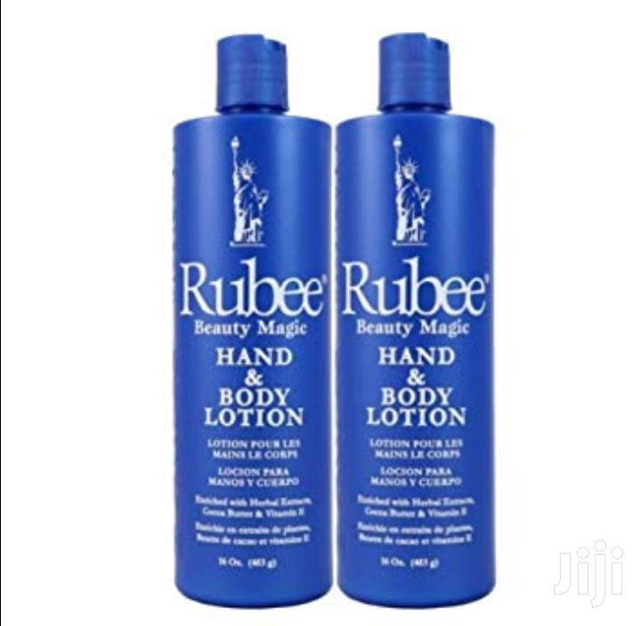 Rubee Beauty Hand and Body Lotion | Bath & Body for sale in Accra Metropolitan, Greater Accra, Ghana