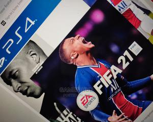FIFA 21 PS4 Digital Games (Home Service Available) | Video Games for sale in Greater Accra, Tesano