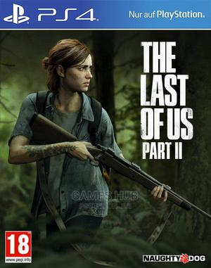 The Last of Us Part 2 PS4 GAMES LOADING | Video Games for sale in Greater Accra, Ridge