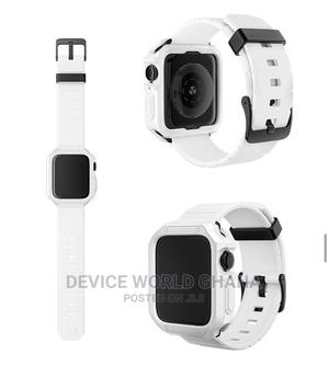 2 in 1detachable Case+Strap for Apple Watches   Smart Watches & Trackers for sale in Greater Accra, Lapaz