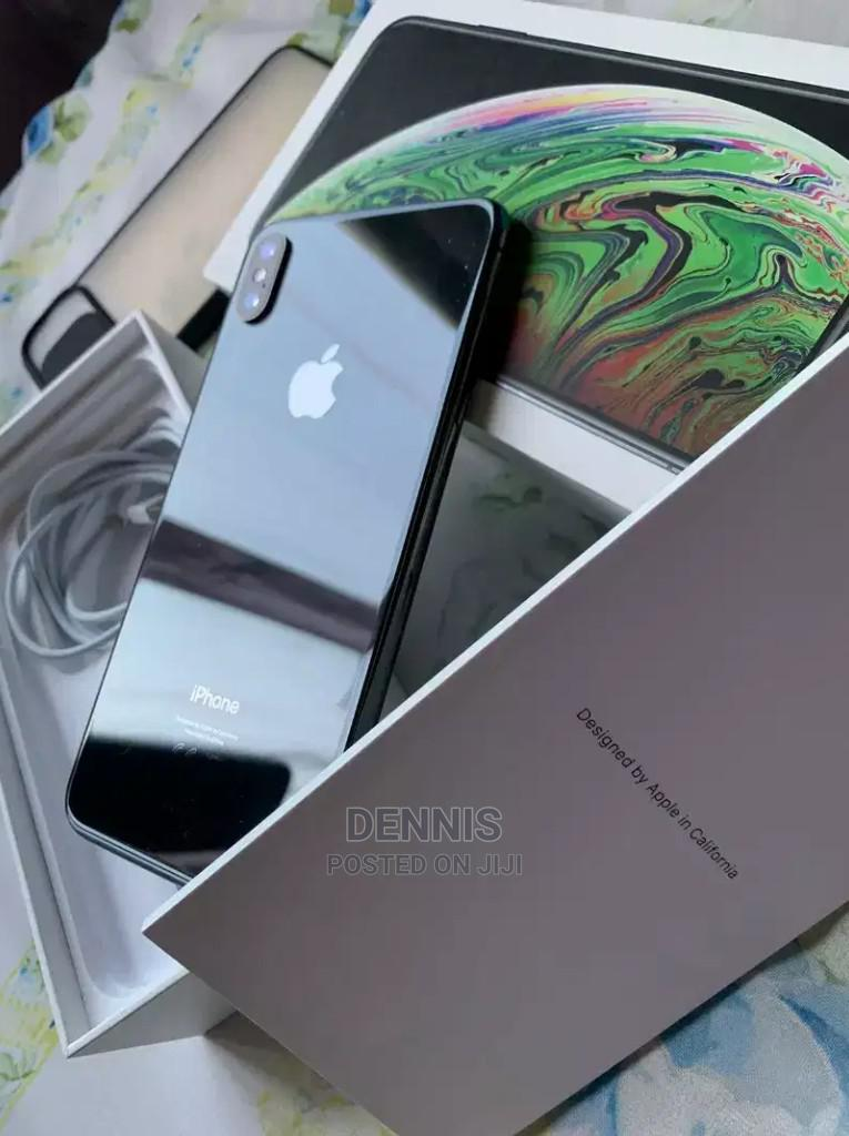 Apple iPhone XS Max 256 GB Black | Mobile Phones for sale in Accra Metropolitan, Greater Accra, Ghana