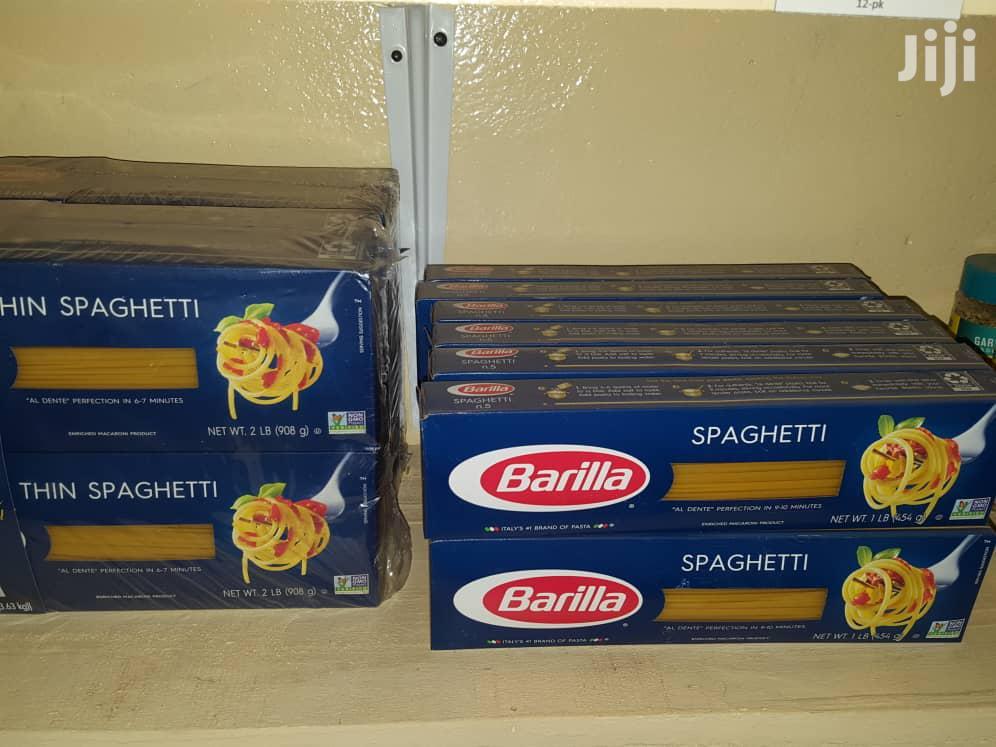 Archive: Barilla Spaghetti Pasta