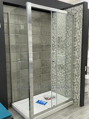 Cubicle- Glass Enclosure- Standing Bath | Plumbing & Water Supply for sale in Greater Accra, Accra Metropolitan