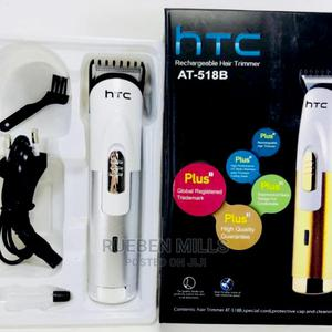 Rechargeable HTC Beard Trimmer Hair Clipper | Tools & Accessories for sale in Greater Accra, Kwashieman