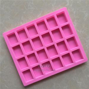 24 Cavities Silicone Mould   Manufacturing Materials for sale in Greater Accra, Ga South Municipal