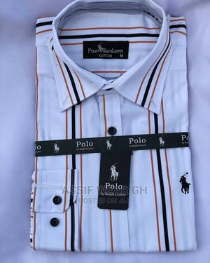 Polo Longsleeves Shirt | Clothing for sale in Greater Accra, Madina