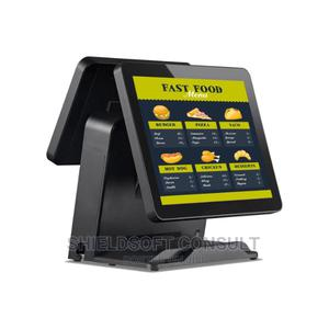 All In One POS Dual Touch Screen Terminal Wifi   Store Equipment for sale in Greater Accra, Kwashieman