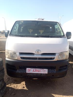 Toyota Hiace 2010 Model Manual | Buses & Microbuses for sale in Greater Accra, Achimota
