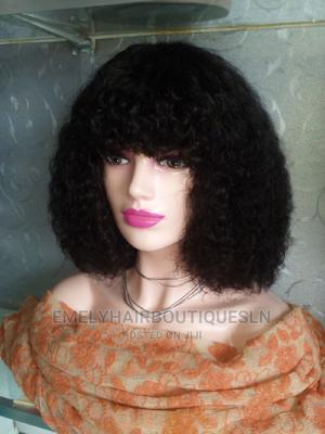 Human Hair Wig Cap 20 Inches | Hair Beauty for sale in Greater Accra, Ga South Municipal
