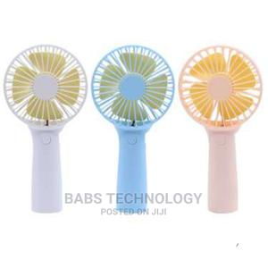 Portable Mini Handheld Rechargeable Fans | Home Appliances for sale in Greater Accra, Nii Boi Town