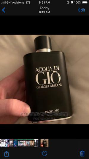 Aqua Di Gio Perfume   Fragrance for sale in Greater Accra, Anyaa
