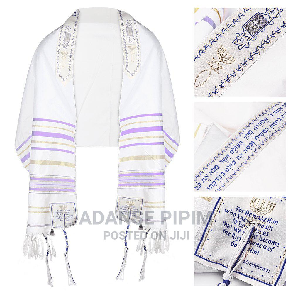 Prayer Shawl Tallit   Clothing Accessories for sale in Pokuase, Greater Accra, Ghana