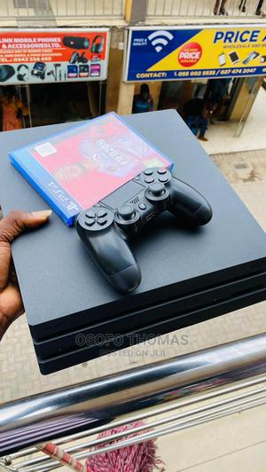 PS4 Pro With 5 Games Installed | Video Game Consoles for sale in Greater Accra, Accra Metropolitan