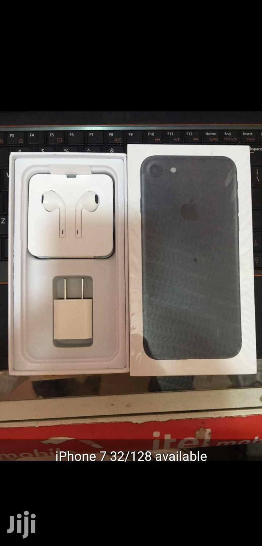 New Apple iPhone 7 32 GB Black   Mobile Phones for sale in Kumasi Metropolitan, Ashanti, Ghana