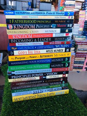 Myles Munroe Books   Books & Games for sale in Greater Accra, Airport Residential Area