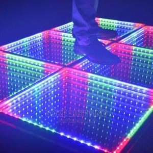 10pcs Mirror 3D LED Dance Floor Stage Lighting Effect Light   Stage Lighting & Effects for sale in Central Region, Cape Coast Metropolitan