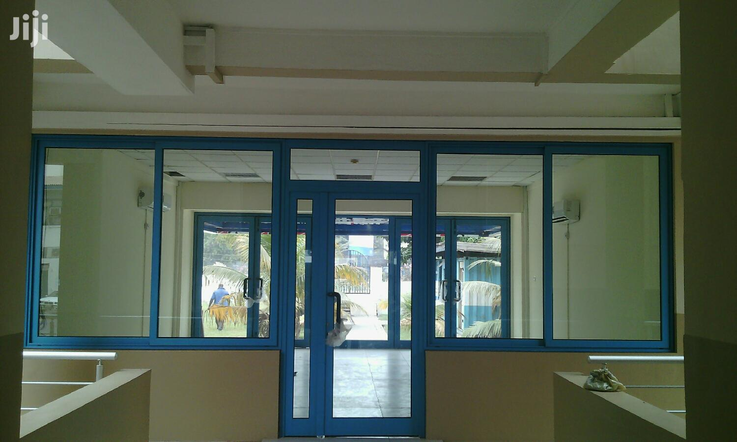 Aluminum And Glass Fabrication | Building & Trades Services for sale in Labadi-Aborm, Greater Accra, Ghana