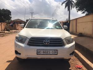 Toyota Highlander 2010 Sport White | Cars for sale in Greater Accra, Dansoman