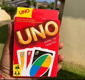Uno Card Game   Books & Games for sale in Greater Accra, Accra Metropolitan