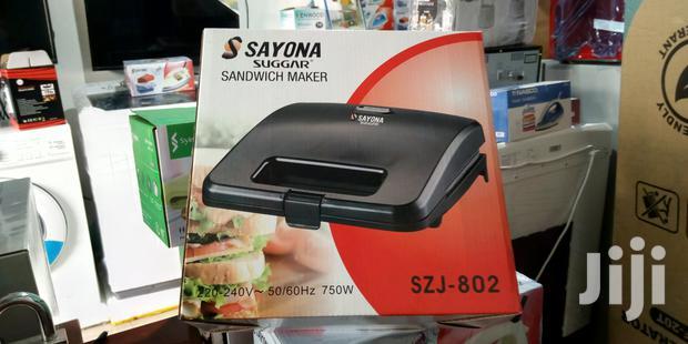 Sayona Sandwich Maker