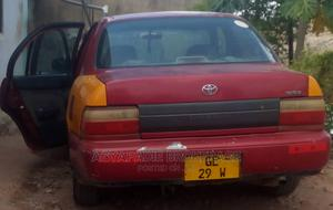 Toyota Corolla 2005 Red | Cars for sale in Greater Accra, Achimota