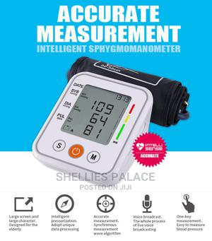 Automatic Measurement Digital Lcd Youblood Pressure Monitor   Medical Supplies & Equipment for sale in Greater Accra, Achimota