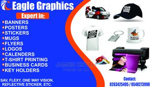 Graphic Designer | Printing Services for sale in Greater Accra, Santa Maria