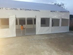 20 Ft X 40 Ft Heavy-Duty Pvc Party/Church Tent | Camping Gear for sale in Central Region, Awutu Senya East Municipal