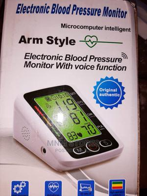 Blood Pressure Monitor With Audio Function | Medical Supplies & Equipment for sale in Greater Accra, Accra Metropolitan