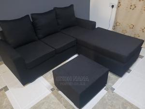 Moderate Italian L Shape Sofa Model   Furniture for sale in Greater Accra, Achimota