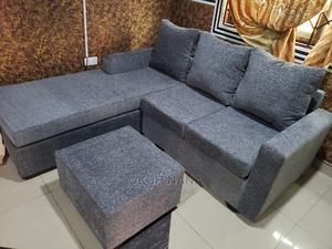 Moderate Italian L Shape Sofa Model   Furniture for sale in Greater Accra, Haatso