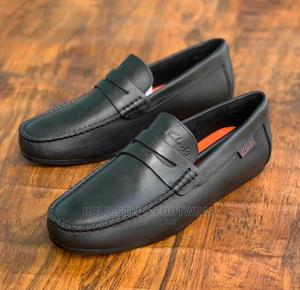 Original Clarks Leather Loafers | Shoes for sale in Greater Accra, Korle Gonno