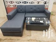 Three in One Stuffing Chair With Original Material and Strong Wood   Furniture for sale in Greater Accra, Abelemkpe