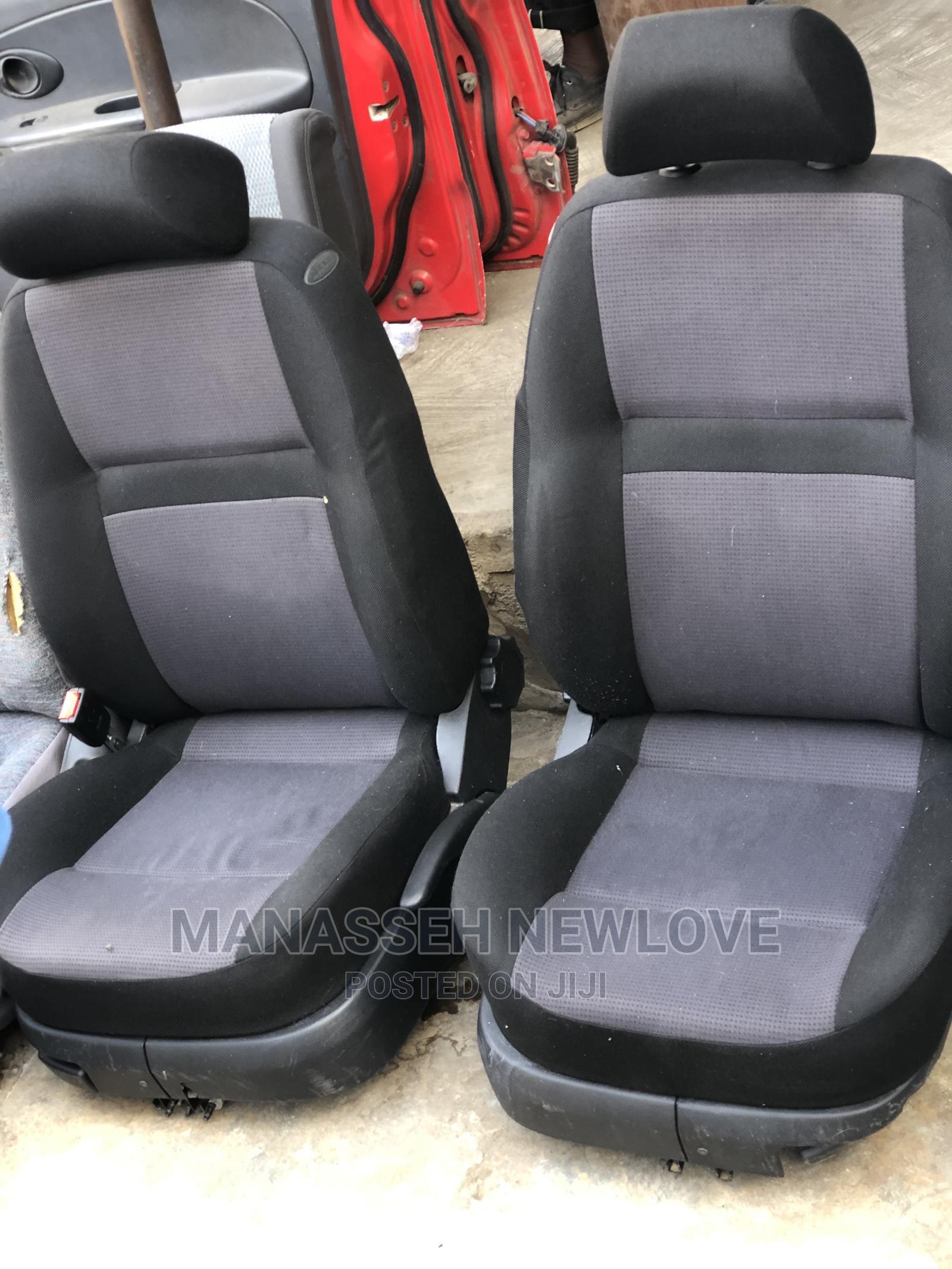 Golf 4 Seat Set