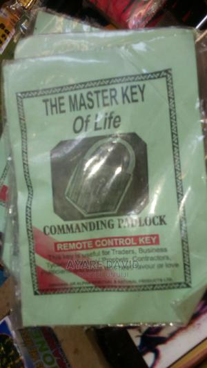 The Master Key  of Life   Books & Games for sale in Greater Accra, Adabraka