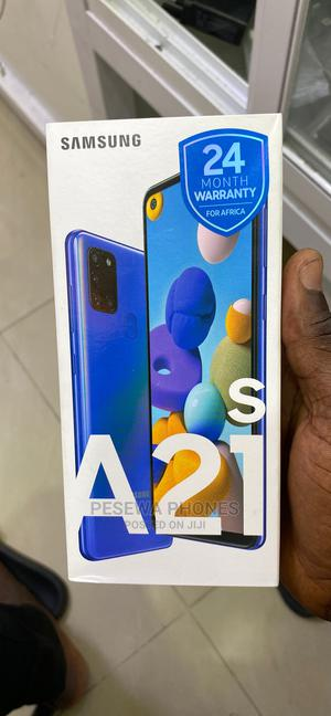 New Samsung Galaxy A21s 128 GB | Mobile Phones for sale in Greater Accra, Circle