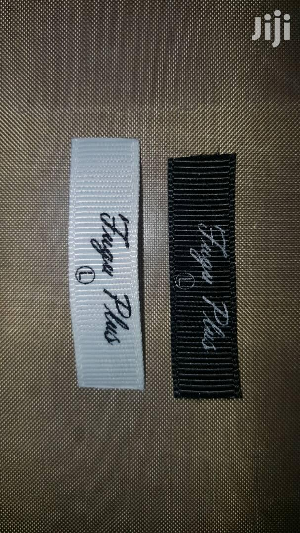 Clothe Labels Or Tags Printing