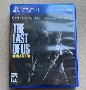 The Last of Us Remastered - Playstation 4 | Video Games for sale in Greater Accra, Weija